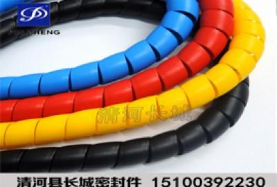 工程机械专用胶管保护套HPS-16mm