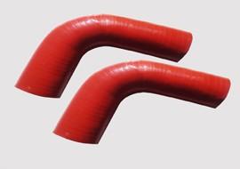增压器空滤器过气胶管光面夹布硅胶管
