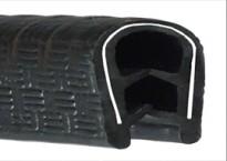 U型复合型钢芯密封条