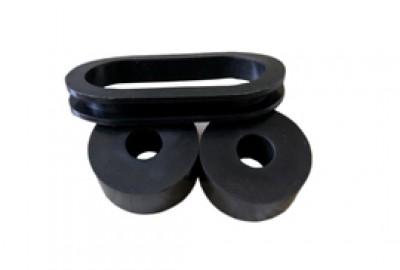 橡胶保护套,护线圈