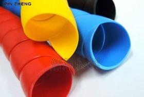 市面上螺旋保护套的生产原材料一般有三种: