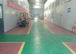 螺旋保护套生产车间参观