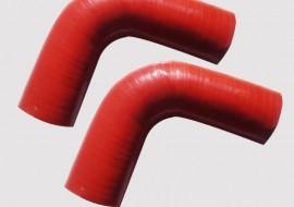 异型硅胶管进气管